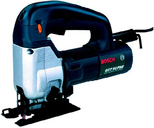 bosch 550w oribital jigsaw gst80pbe f o c jig saw blades. Black Bedroom Furniture Sets. Home Design Ideas