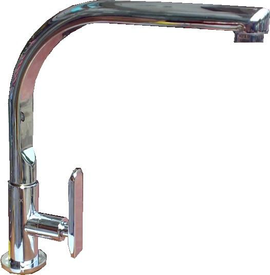 Spinox Kitchen Pillar Sink Tap Round Spinox Kitchen Pillar Sink Tap ...