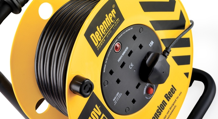 industrial power cord
