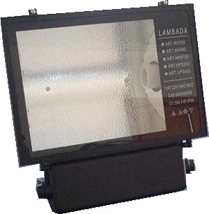 Metal Halide Floodlight Fixture 400w